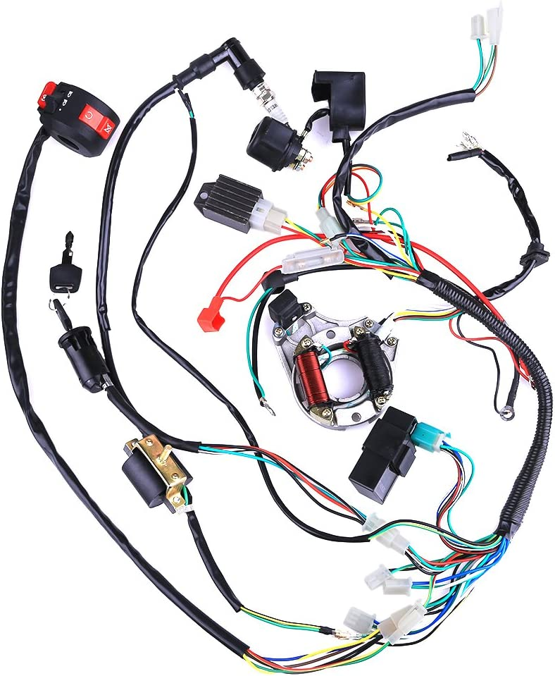 71EisqGetJL._AC_SR201266_ amazon com wiring harnesses electrical automotive  at n-0.co