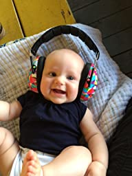 Amazon Com Baby Banz Earbanz Kids Hearing Protection