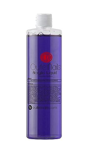 Liquido Acrilico para uñas 200ml / Monomero para uñas acrílicas/Liquido Acrilico Profesional 200ml / Acrylic Liquid Powder/Outlet Nails: Amazon.es: Belleza