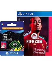 FIFA20 Champions [PS4] + 2200 FIFA Points [Codice - Download PS4]