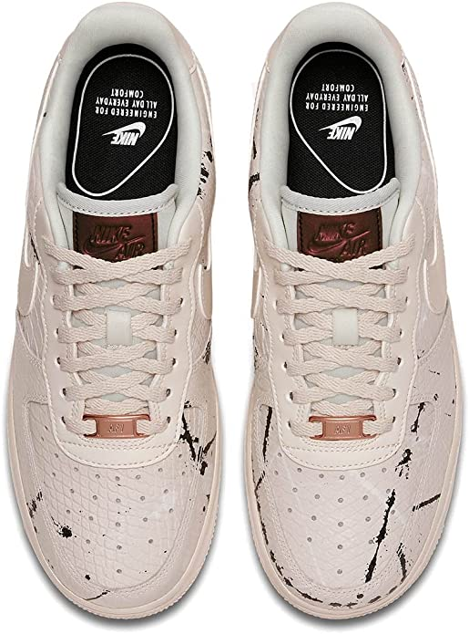 Nike Women's Air Force 1 '07 LX White 898889 007 (Size: 5.5