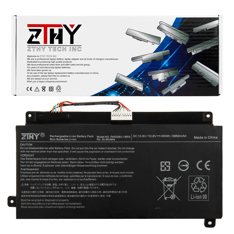 Bateria ZTHY PA5208U-1BRS para Toshiba Chromebook 2 CB35 CB35-B3340 CB35-B3330 CB35-C3300 Satellite E45W P55W P55W-C P55
