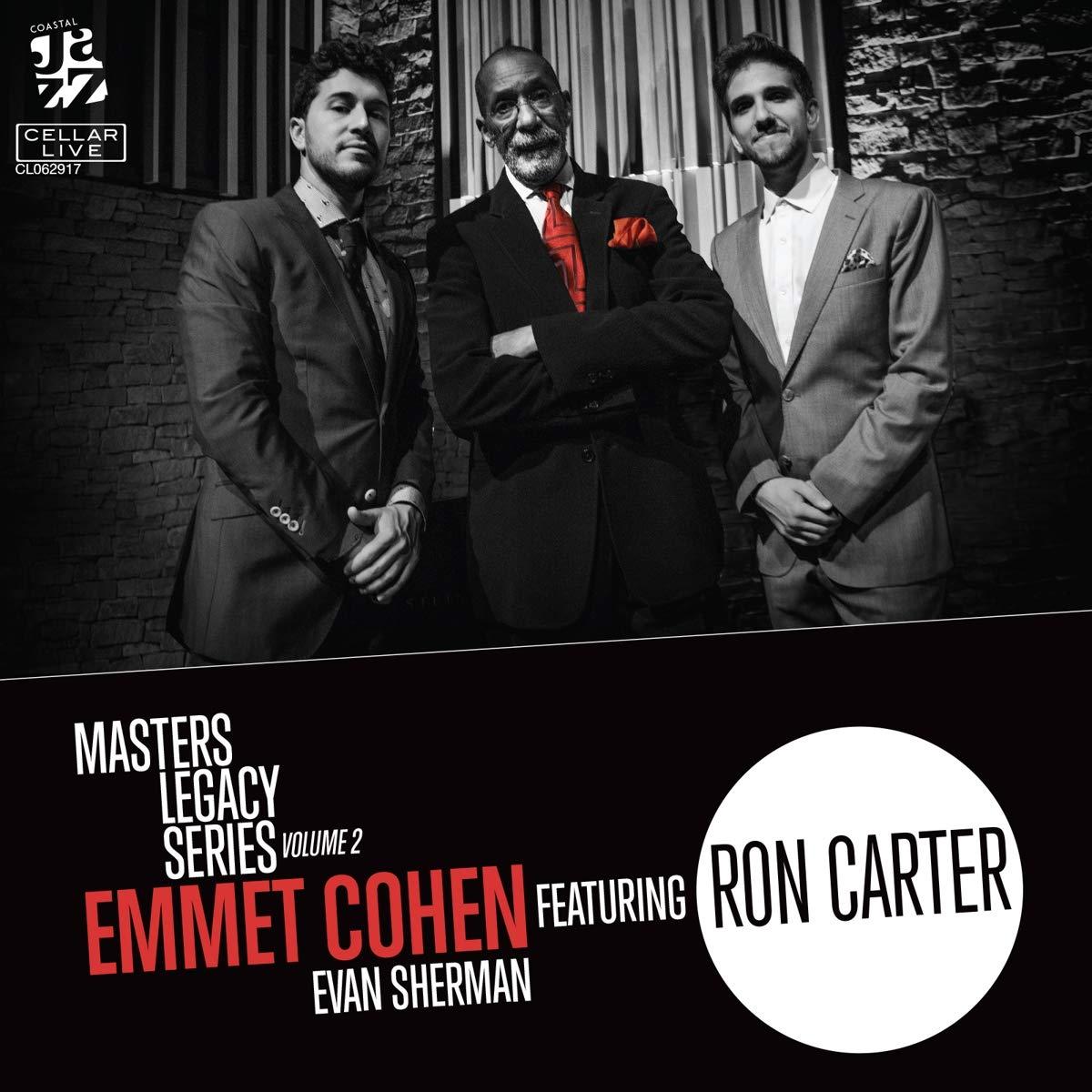 Masters Legacy Series Vol.2: Ron Carter: Emmet Cohen: Amazon ...