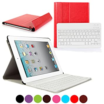 05838f7386 Image Unavailable. Image not available for. Color: CoastaCloud iPad 2/3/4  Really Thin Smart Stand Cover ...