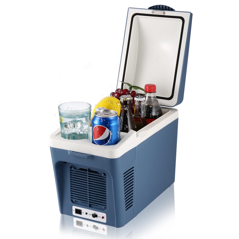 Capacidad 7L Color Azul Nevera Termoel/éctrica Port/átil