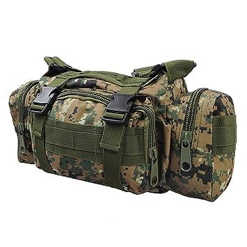 Bolsa Bolso Con Cintura Mano Hombro Ajustable De Molle Hebillas Militar Táctico Correa qExCa1wF1