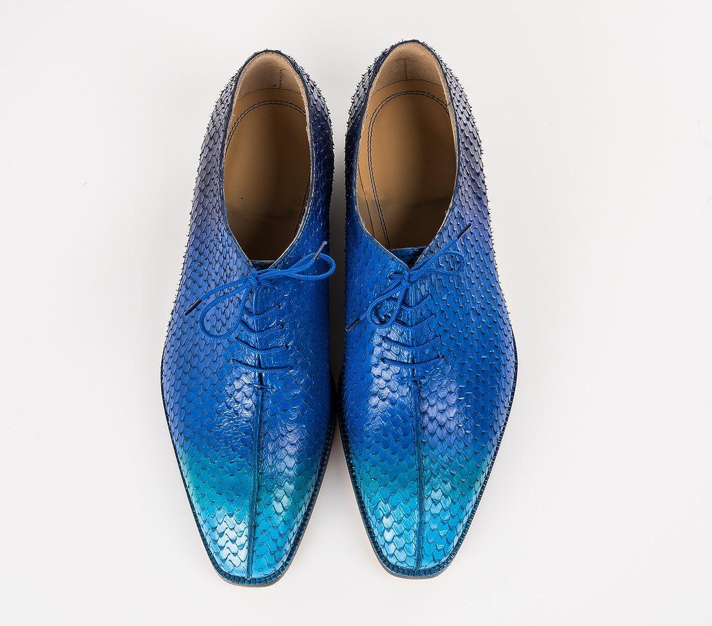 Nedelcu Schuhwerkstadt Herrenschuhe Herren Schnürhalbschuhe Elegant Elegant Elegant Businessschuhe Lederschuhe Hochzeit Schuhe, Handgefertigte Schuhe Oxford 2 Face Painted c4f6f3