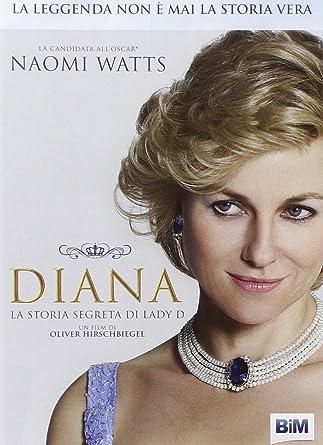 Amazon.com  Diana - La Storia Segreta Di Lady D.  Italian Edition ... f0805612bf