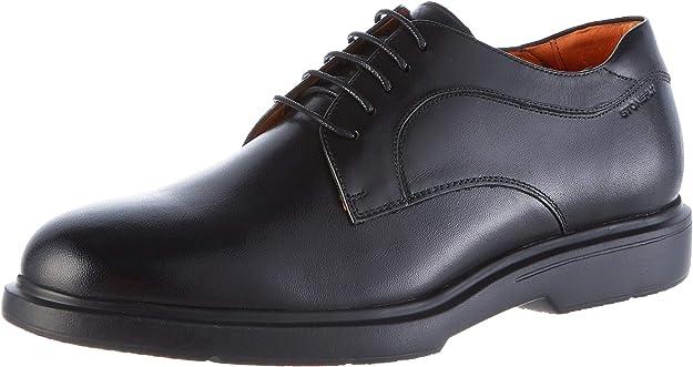 TALLA 42 EU. Stonefly Truman 1 Calf, Zapatos de Cordones Brogue Hombre