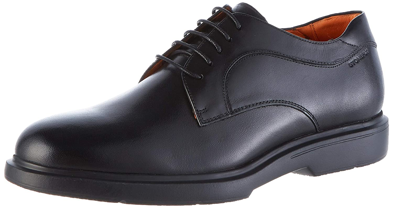 Stonefly Truman 1 Calf, Zapatos de Cordones Brogue para Hombre