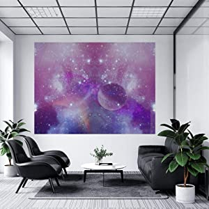 Wall Decals, Violet Ash Star Stickers Wall Stickers Decal Wall Decor for Home and Room Decoration