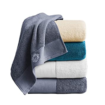 Toalla de baño de algodón Egipcio Premium 700 gsm (Paquete de 4 x 80 cm