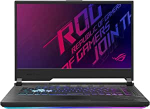 """CUK ROG Strix G15 by ASUS 15 inch Gaming Laptop (Intel Core i7, 64GB RAM, 2TB NVMe SSD, NVIDIA GeForce RTX 2070 8GB, 15.6"""" FHD 240Hz, Windows 10 Home) Gamer Notebook Computer"""