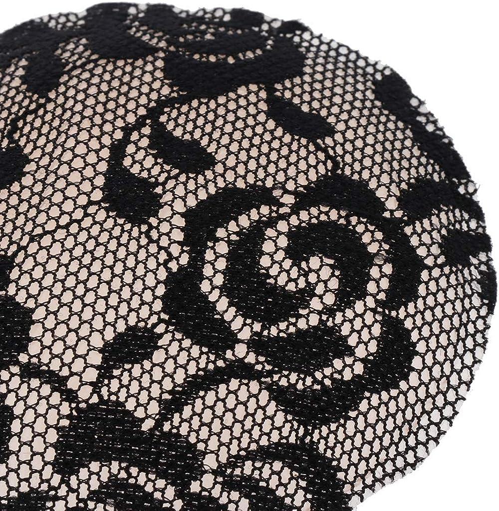 F Fityle Wiederverwendbare Silikon Brustwarzenabdeckung Brust Aufkleber Brustwarzen Abdeckung Nippelcover Pads