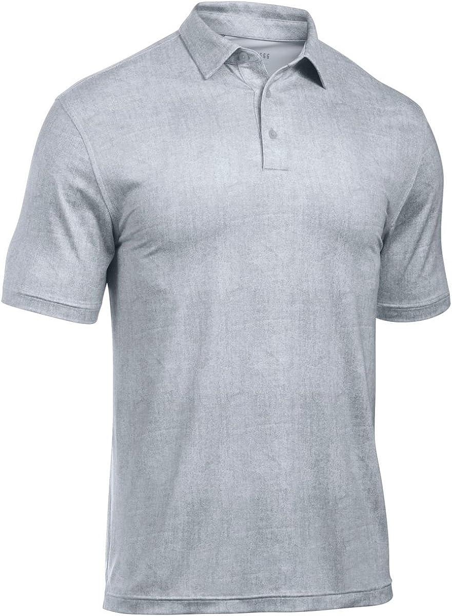 Under Armour - Polo - para Hombre Blanco Blanco Large: Amazon.es ...
