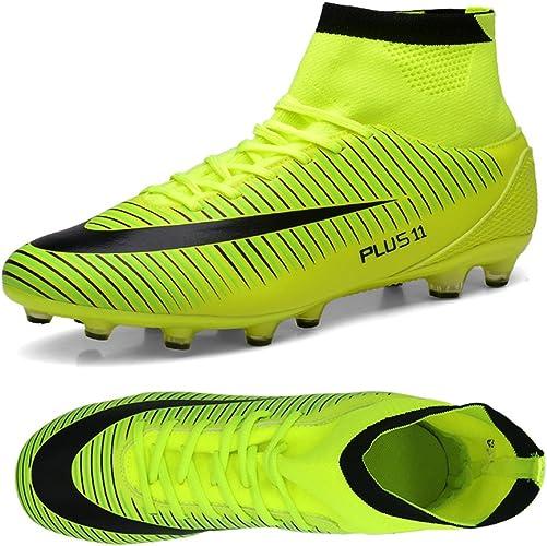 Chaussures de Football Compétition Mixte Enfant High Top AG