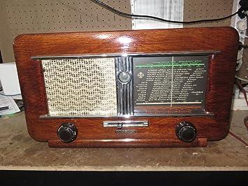 ANTIGUA RADIO INGELEN COLUMBUS 53W 1952: Amazon.es: Electrónica