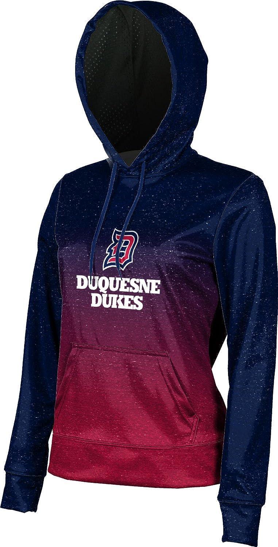 ProSphere Duquesne University Girls Pullover Hoodie Ombre School Spirit Sweatshirt