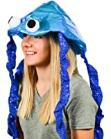 Tigerdoe Jellyfish Hat - Jellfish Costume - Animal Hats - Fish Hats - Costume Hat