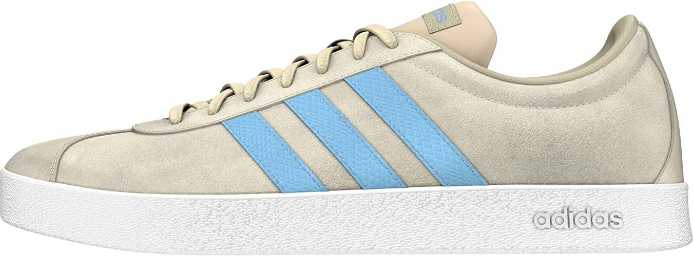 adidas CORE Women VL Court 2.0 Sneaker Schuh EE6787 Linen