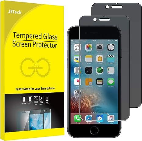 JETech Protector de Pantalla para Apple iPhone 6s Plus y iPhone 6 ...