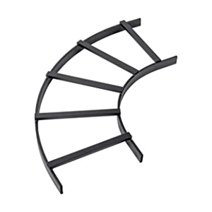 Tripp Lite Rack Cable Ladder Runway E-Bend 90 Degrees 18in Wide