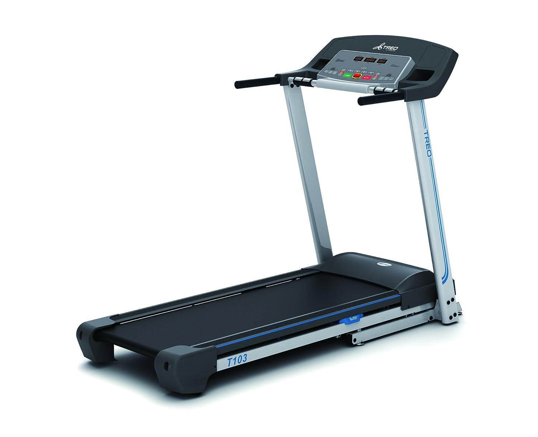 Cinta de correr Treo Fitness T103: Amazon.es: Deportes y aire libre