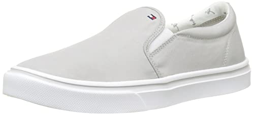 Tommy Hilfiger Metallic Light Weight Slip On, Zapatillas para Mujer: Amazon.es: Zapatos y complementos
