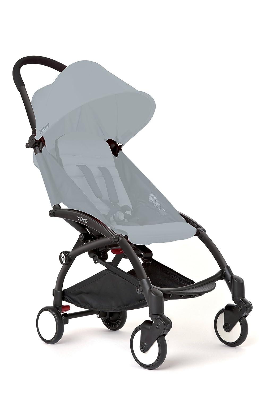 Amazon.com : New Model Babyzen Yoyo 6+ Frame - Black (BLACK) : Baby