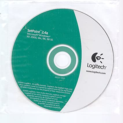 Amazon com: Logitech SetPoint 2 4a CD Software for Mouse & Keyboard
