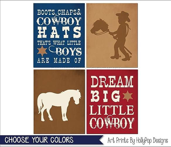 amazon com boots chaps and cowboy hats dream big little cowboy