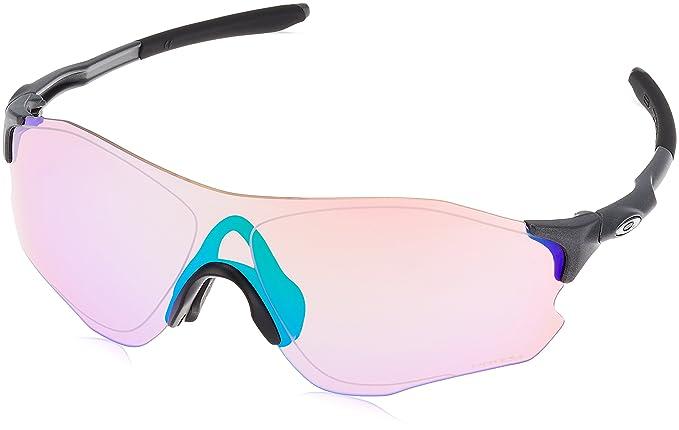 563b4db5014e9 Oakley Mens EVZero Path Prizm Golf Asia Fit Sunglasses