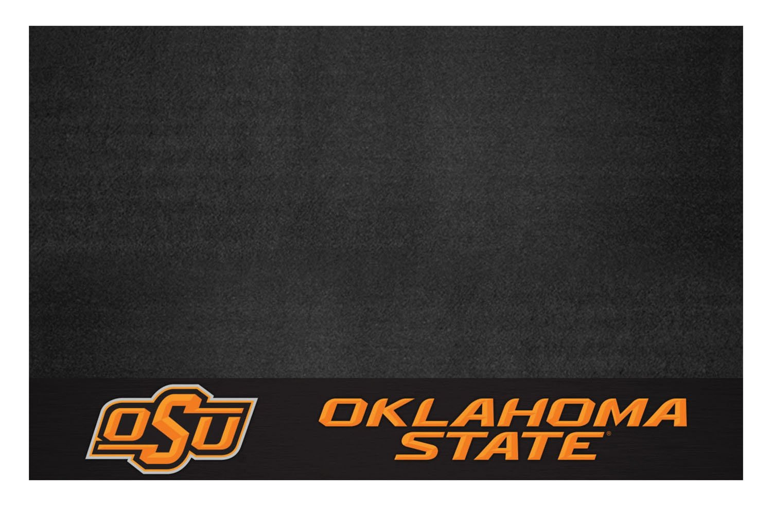Fan Mats 13324 Oklahoma State University Cowboys 26'' x 42'' Grill Mat by Fan Mats