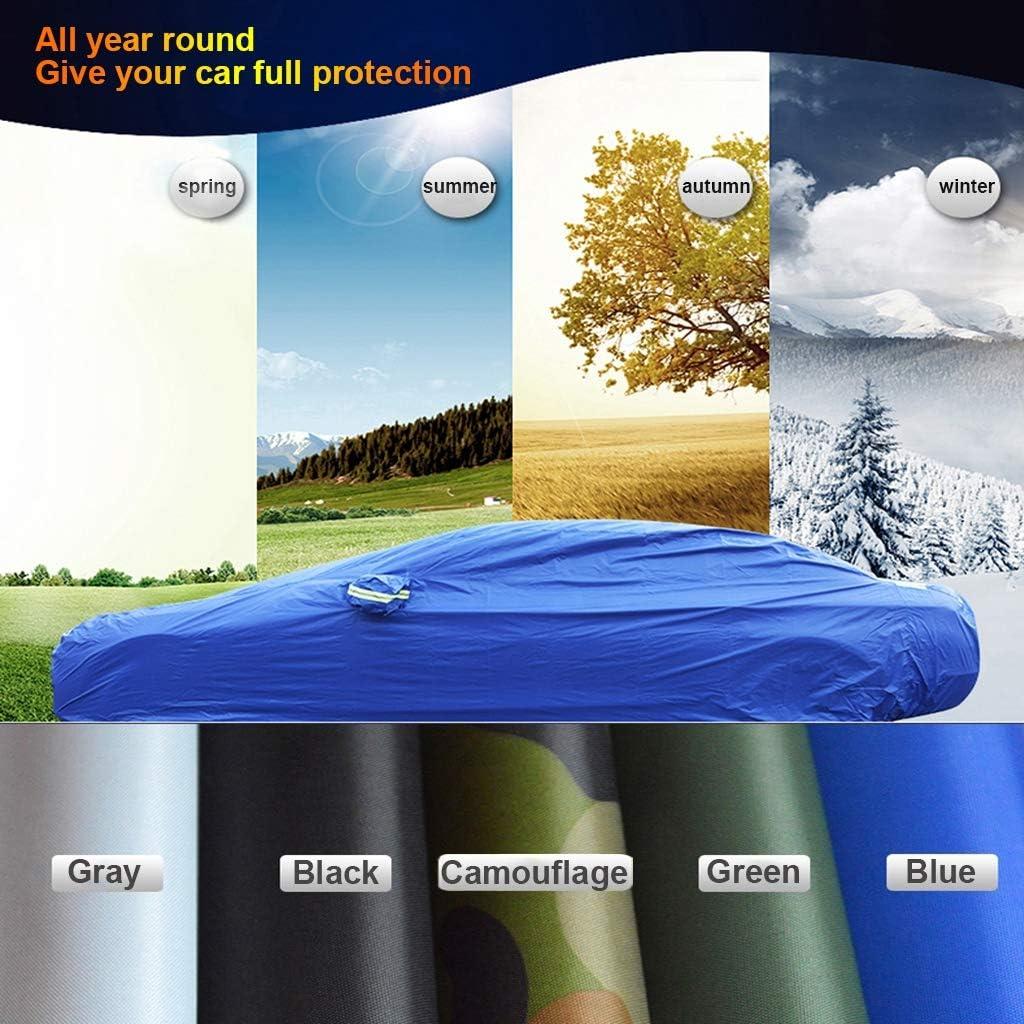 B/âche Voiture est Compatible avec la BMW 1 Series Couverture De Voiture.Protection Quatre Saisons Protection Contre La Pluie Poussi/èRe Vent Soleil UV