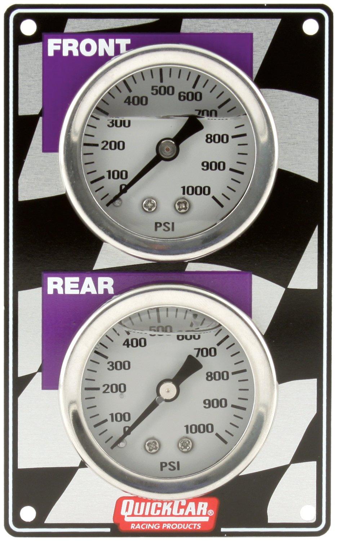 QuickCar Racing Products 61-101 Mini Brake Bias Gauge Panel