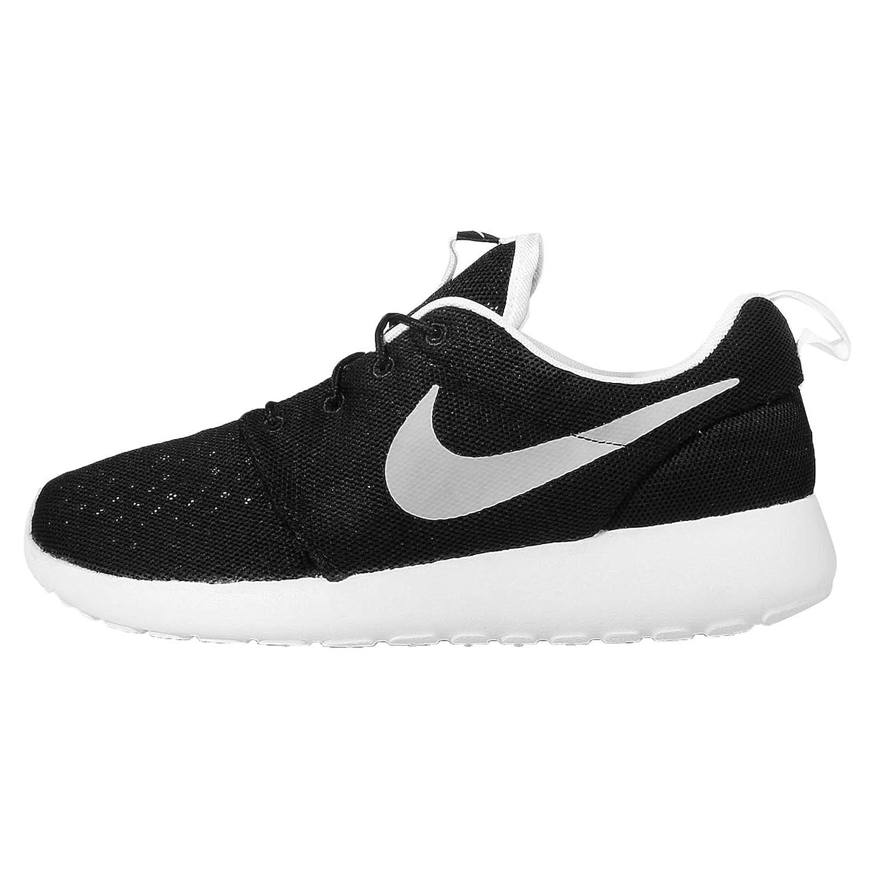 Nike Herren Roshe One Br Sneaker, Weiszlig;-Weiszlig;, 40.5 EU  38.5 EU|Wei? (Wei? (Black/White))