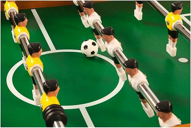 Bandito Profi Soccer Deluxe - Futbolín: Amazon.es: Deportes y aire ...