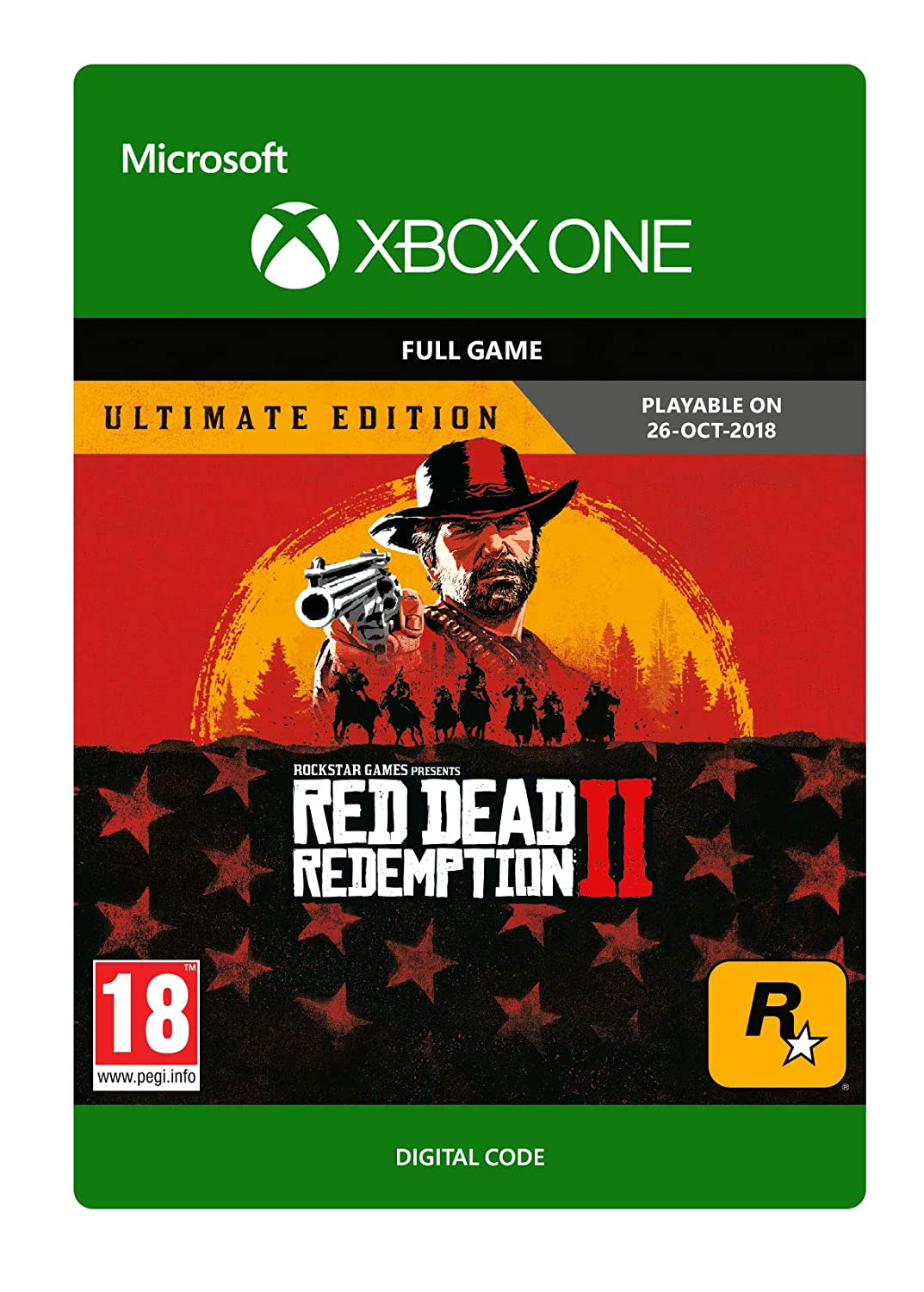 Red Dead Redemption 2 | Xbox One - Download Code: Amazon co