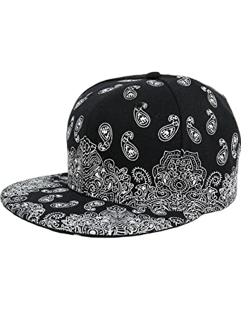 embroidered baseball hats no minimum uk men paisley printed caps one size customized philippines