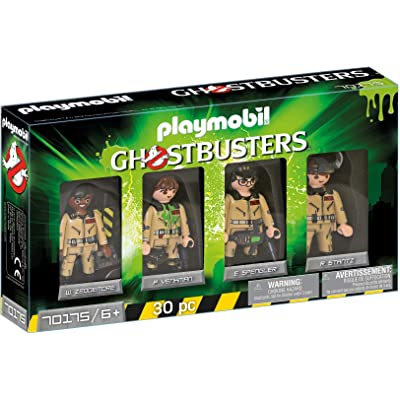 PLAYMOBIL Ghostbusters Collector's Set Ghostbusters: Toys & Games