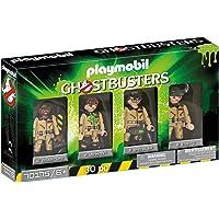 PLAYMOBIL Ghostbusters Set de Figuras Juguete, Multicolor (geobra