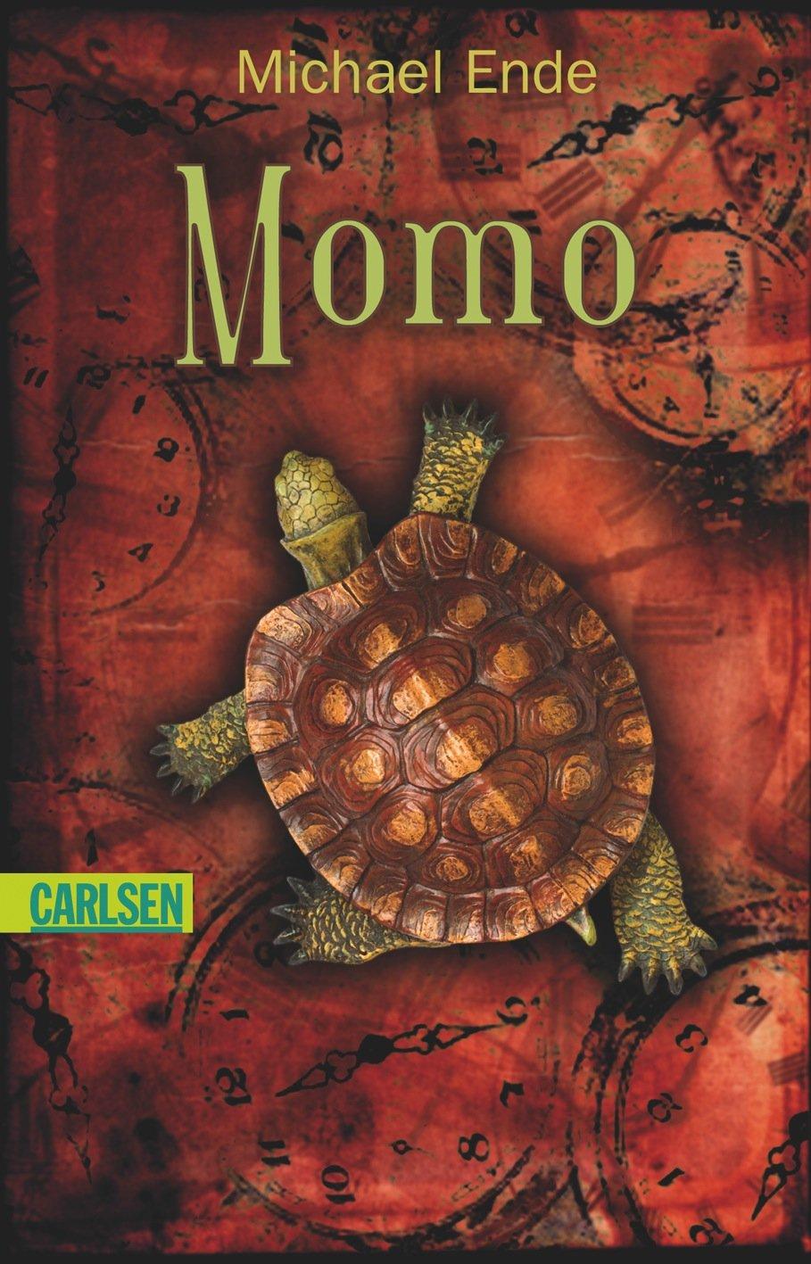Bildergebnis für Momo Michael Ende Cover