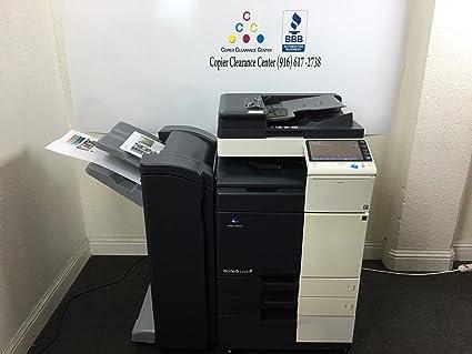 Amazon.com : Konica Minolta Bizhub C224 Copier Printer ...