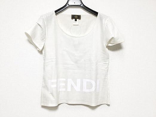 reputable site 10fab ab011 Amazon | (フェンディ) FENDI Tシャツ 半袖Tシャツ レディース ...