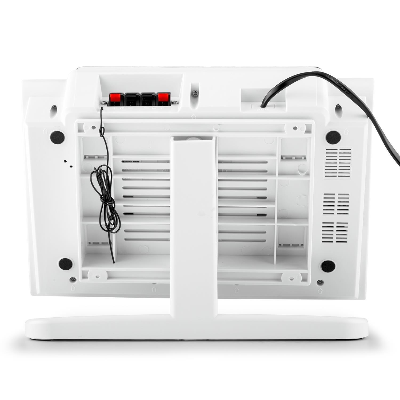 oneConcept Vertical 70 minicadena (Reproductor estéreo de CD, USB ...