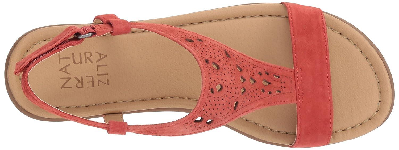 Naturalizer Women's Windham Flat Sandal B0787GLJWZ 11 W US Red US Red US Red 4cd990