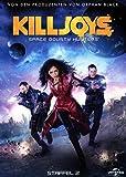 Killjoys - Space Bounty Hunters - Staffel 2 [Blu-ray]