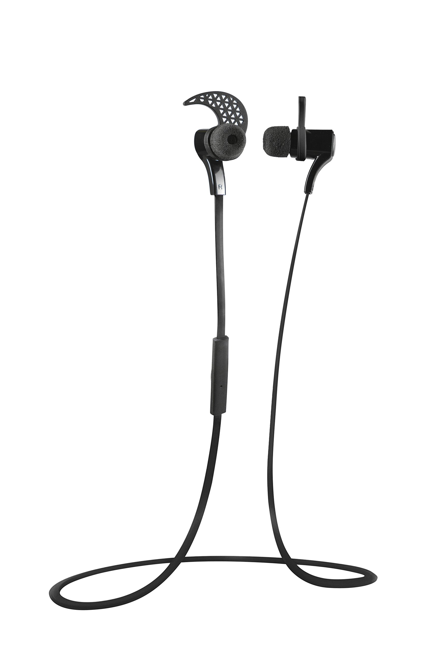 Outdoor Tech OT5300 Orcas 2.0 Ultralight Wireless Bluetooth Earbuds with Comply Foam Eartips (Black) by Outdoor Technology