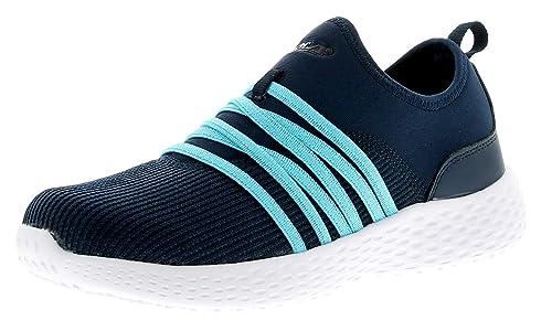 Gola Mira Mujer Zapatillas Azul Marino/Azul - Azul Marino/Azul - GB Tallas 3-8 - Azul Marino/Azul, 41: Amazon.es: Zapatos y complementos