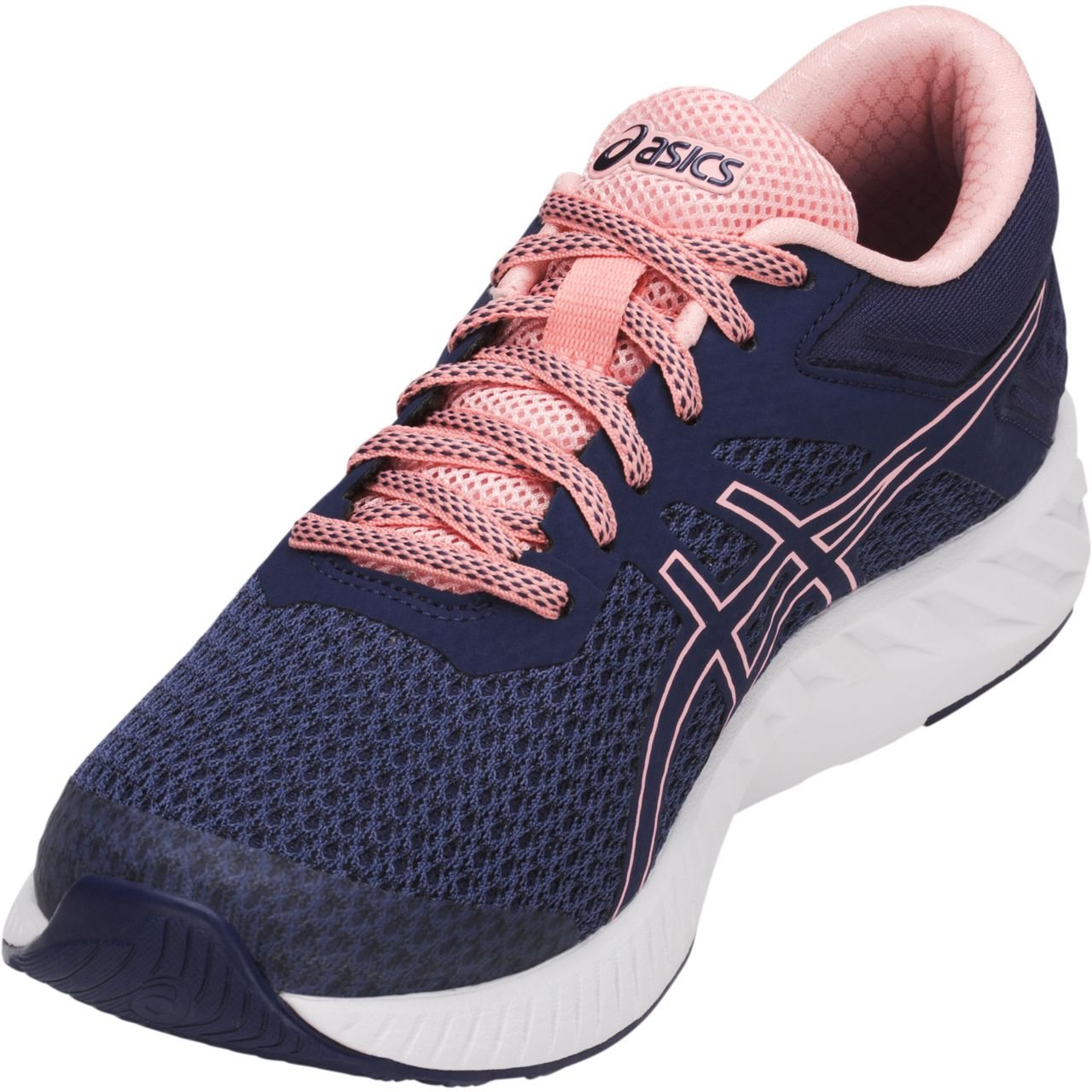 ASICS Women's Fuzex Lyte 2 Running Shoe B077MMSS1C 7 B(M) US|Indigo Blue/Frosted Rose